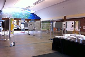 Rozanski Hall - Atrium