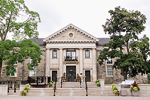 Creelman Hall