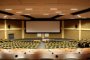 Rozanski Hall Interior