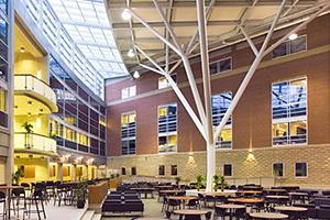 Science Complex Atrium
